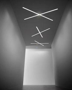 Lineares Einbau- LED Lichtleiste NOLITA ECO by PANZERI