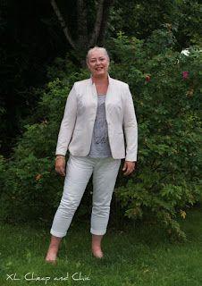 XL Cheap & Chic: Naisellisia ja jakkuja ja äijähommia - Feminine ja...