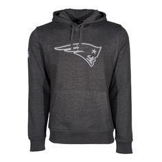 New Era American Football Hoody Pullover von den  New England Patriots  mit großem Two Tone Team Logo Druck auf der Vorderseite.         Eigenschaften :        Der New England Patriots New Era Pullover besticht durch...