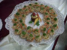 Mini tartaleta Thai
