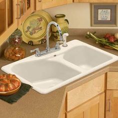 Kitchen Sink Cabinet Design 15 cool corner kitchen sink designs | corner sink, sinks and