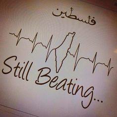 Palestine..... still beating