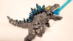 Famous Movie Scenes, Famous Movies, Best Lego Sets, Lego Models, Lego Moc, Pacific Rim, Cool Lego, Lego Creations, Lego City