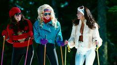 Old school ski style #oldschool