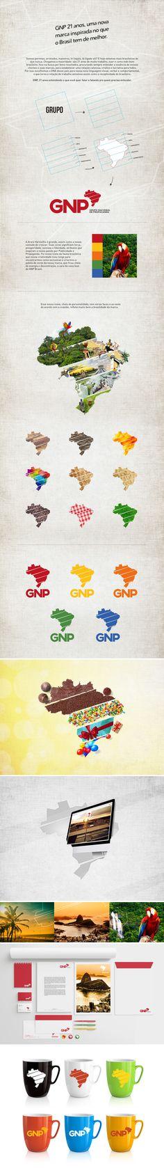 GNP - Grupo Nacional de Propaganda on Behance
