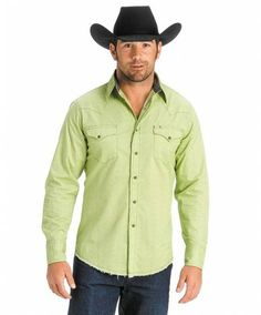 ROPER PERFORMANCE LIME PRINT S
