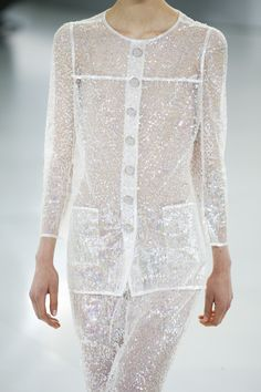 Chanel Spring/Summer 2014 Couture, PFW.