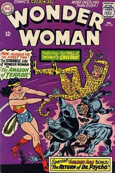 A cover gallery for the comic book Wonder Woman Wonder Woman Vs Cheetah, Wonder Woman Comic, Wonder Women, Dc Comic Books, Comic Book Covers, Star Comics, Dc Comics, Batman, Superman