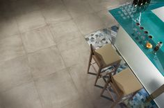 betonlook tegels met mooie bijpassende decortegels (07), Tegelhuys