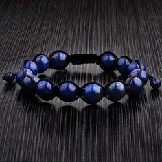 Surfer Bracelets, Popular Mens Fashion, Modern Man, Adjustable Bracelet, Natural Healing, Healing Stones, Beaded Bracelets, Necklaces, Lapis Lazuli