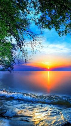 #sunset #pordosol #sol #sunsets #mar #mares #natureza