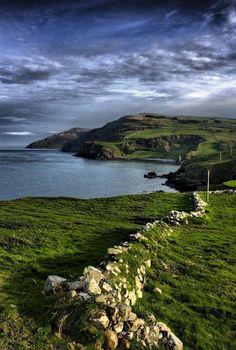 Antrim, Northern Ireland. Where my ancestors are from.