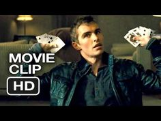 Now You See Me Movie CLIP - Magic Fight (2013) - YouTube