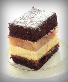 Breakfast Menu, Polish Recipes, Homemade Cakes, Bon Appetit, Sweet Treats, Good Food, Cooking Recipes, Tasty, Sweets