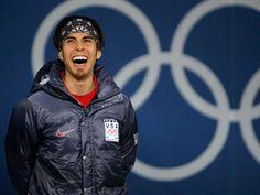 Apollo Anton Ono.  2010 Olympics.