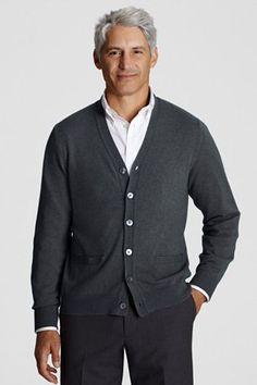 Classic cashmere cardigan