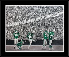 """""""THE KICK - The Legend Lives On"""" Limited Edition Print"""