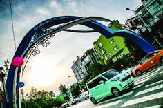 How Korea's expat hub rose from seedy slum to elite escape