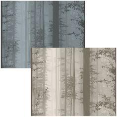 1 x Vlies Design Tapete Tapeten LITTEL FOREST Natur Wald Baum Bäume Vliestapete
