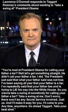 Well said, Lawrence!  Bravo Lawrence.