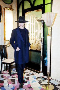 MP Massimo Piombo - Fall 2015 Menswear - Look 20 of 25 Fashion Show, Fashion Outfits, Men's Fashion, Nike Air Flight, Nike Models, Best Mens Fashion, Fall Winter 2015, Autumn, Wide-brim Hat