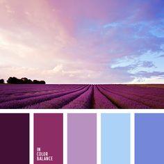 Цветовая палитра №3758