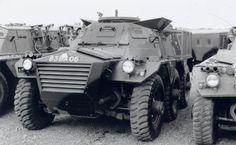 Alvis Saracen Armoured Command Vehicle (83 BA 06)