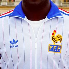 """@EnLawded.com's photo: """"The Adidas Originals Carré Magique 1982 WorldCup Track Top by EnLawded.com 