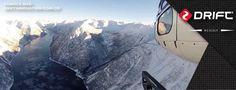 La foto de la semana es para esta Drift HD Ghost Shot tomada por nuestro atleta Drift de esquí Aurelien Ducroz! Get Out There! 4ta semana de agosto.