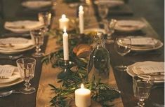 As well as electric light fittings, consider placing candles around the room, particularly on the dining table when entertaining. Not only do they offer an additional source of light, they provide a stunning ambience, especially on winter evenings.