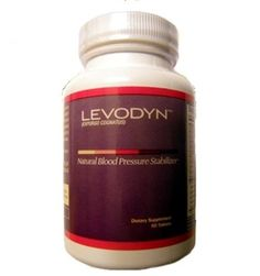 - Promotes Lower Blood Pressure - Supports Improved Blood Circulation - Promotes the Break down of Fats and Cholesterol - Promotes Overall Cardiovascular Health Levodyn is composed of 19 herbs and minerals that have been shown to help lower blood pressure and thus increase your heart-healthy lifestyle. Levodyn uses only natural ingredients, so you never have to worry about the troublesome side effects.