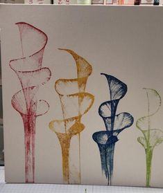Abstract Painting Techniques, Thread Painting, Slate Art, String Art Tutorials, Resin Wall Art, Gouache, Acrylic Pouring Art, Maya, Art N Craft
