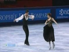 Tessa Virtue & Scott Moir of Canada Win Olympic Gold in Ice Dancing 2010
