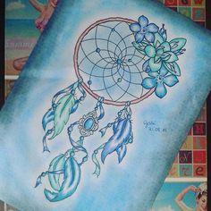 Vamos viver nossos sonhos, temos tão pouco tempo.. #filtrodossonhos #dreamcatcher #penas #feather #sonhos #painting #paintingoftheday #coloring #coloringbook #coloringbooksforadults #colorindo #colorindolivrostop #colorindooinstagram #colorir #colorirlivros #livros #livrosinterativos #livrosdecolorir #livrosdecolorirparaadultos #livrosdecolorirantiestresse #enchantedforest #secretgarden #florestaencantada #jardimsecreto