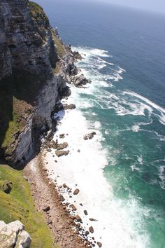 Two Oceans, Cape Point, South Africa