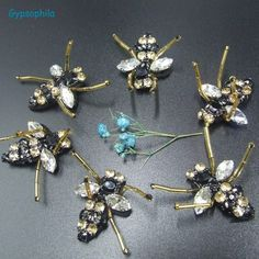 Cheap appliques for clothes, Buy Quality lot patch directly from China patches for clothes Suppliers: Gypsophila 8PCS/LOT Beaded Bee Applications for Clothes Beaded Bee Applique Sew On Bead Rhinstone Patch For DIY Decor Shoes Bags