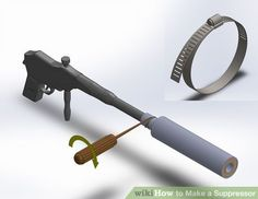 Image titled Make a Suppressor Step 14Bullet1