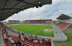 DEU: FSV Zwickau v 1. FC Magdeburg - 3. Liga
