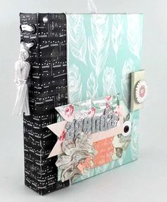 Lindas agendas tamaño A6 Notebook, Scrapbooking, Gift Wrapping, Gifts, The Creation, Day Planners, Crafts, Paper, Gift Wrapping Paper