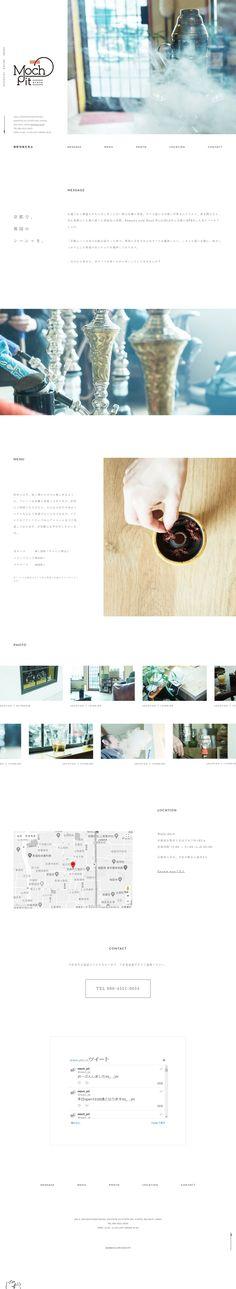 SHEESHA CAFE Moch Pit SANKOU! Web Design, Website Design Inspiration, Web Layout, Simple Designs, Lp, Landing, Simple Drawings, Design Web, Website Layout