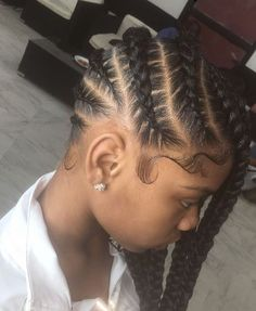 Are you looking for a hairstyle that looks great without damaging your hair? Here we have the best protective hairstyles for natural hair! Kids Braided Hairstyles, Flower Girl Hairstyles, Little Girl Hairstyles, Pretty Hairstyles, Teenage Hairstyles, Protective Hairstyles, Protective Styles, Short Hairstyles, Black Girl Braids
