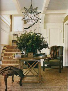 Ralph Lauren Hamptons Showcase House House Beautiful Magazine Nov. 2004