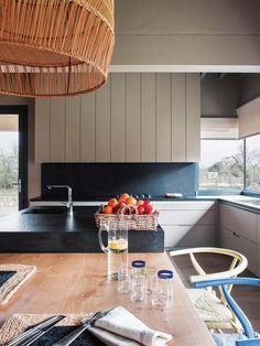 Kitchen Design Zimbabwe these 20 black kitchens make a stylish impact | black granite