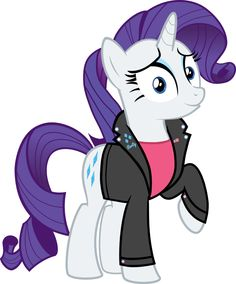 50's Greaser Rarity. Cartoon Network Adventure Time, Adventure Time Anime, Equestria Girls, Powerpuff Girls, Mlp Rarity, My Little Pony Rarity, Freddy 's, Mlp Fan Art, My Little Pony Pictures