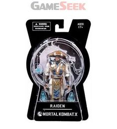 #Mortal kombat x #6-inch raiden action figure - action #figures game of thrones n,  View more on the LINK: http://www.zeppy.io/product/gb/2/182027595962/