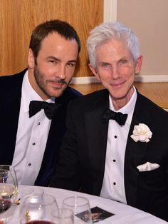 祝・トム・フォードが27年越しの恋人と同性婚!