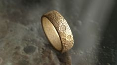 "Moon Ring. I like this cuz it reminds me of the quote, ""I love you to the moon and back."" :)"
