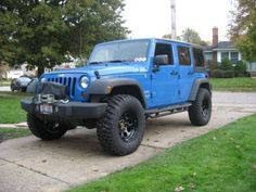 """Show your 35's and 2.5in lift! - Page 3  2.5"""" Teraflex BB, 35"""" KM2s"""