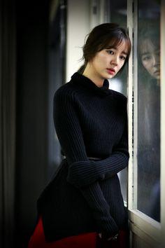 """Yoon Eun-Hye (윤은혜) - """"I Miss You"""" poster shoot (11/2012)"""