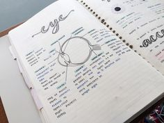 "The word ""eye"" is nicer than anything I've ever drawn in my entire life. 